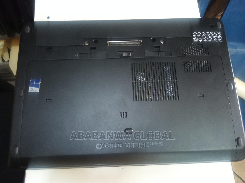 Archive: Laptop HP ZBook 15 16GB Intel Core I7 SSD 256GB
