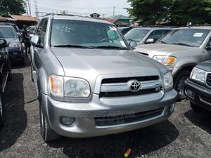 Toyota Sequoia 2008 Silver | Cars for sale in Lagos State, Apapa