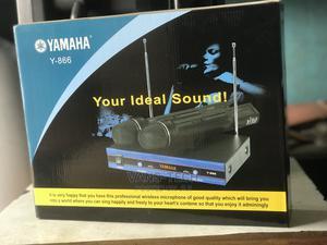 Yamaha Y886 Wireless Microphone | Audio & Music Equipment for sale in Lagos State, Mushin