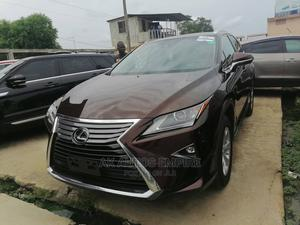Lexus RX 2017 350 FWD Brown | Cars for sale in Abuja (FCT) State, Jabi