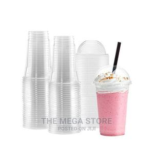 50pcs Smoothie/Drink Cups With Straw | Kitchen & Dining for sale in Lagos State, Surulere