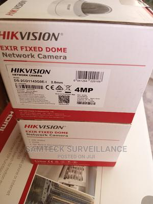 4mp Dome Ip Camera | Security & Surveillance for sale in Lagos State, Ikeja