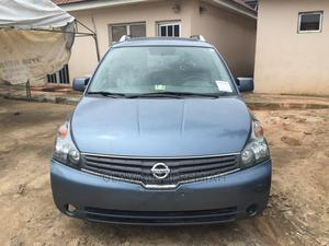 Nissan Quest 2009 3.5 SL Blue   Cars for sale in Lagos State, Gbagada
