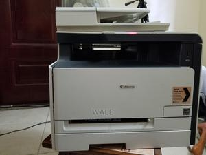 """Faulty Canon I-Sensys MF8280CW -""""Close the Back Cover"""" Error   Printers & Scanners for sale in Lagos State, Ajah"""