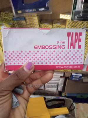 Embossing Tape | Stationery for sale in Lagos State, Lagos Island (Eko)