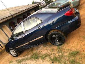Toyota Corolla 2004 LE Blue   Cars for sale in Rivers State, Port-Harcourt