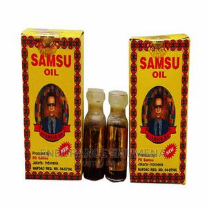 Samsu Delay Oil for Long Lasting and Sweeter Sex ( for Male   Sexual Wellness for sale in Lagos State, Amuwo-Odofin