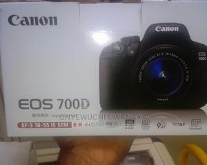 CANON EOS 700 D, Digital Camera   Photo & Video Cameras for sale in Lagos State, Ikeja