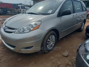 Toyota Sienna 2007 Silver | Cars for sale in Lagos State, Alimosho
