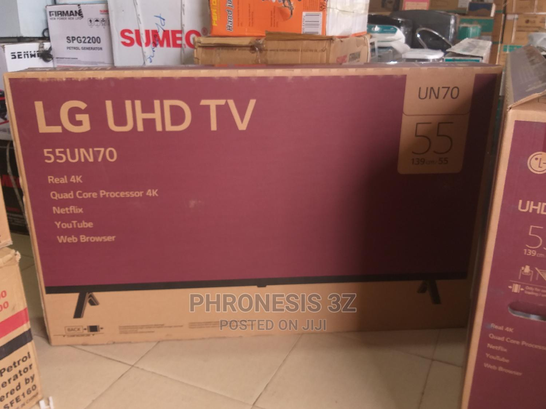 LG 55 Inches Smart Ultra HD TV