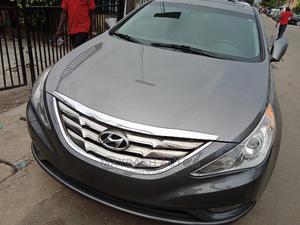 Hyundai Sonata 2013 Gray   Cars for sale in Lagos State, Surulere