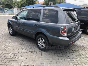 Honda Pilot 2007 EX 4x4 (3.5L 6cyl 5A) Blue | Cars for sale in Lagos State, Ojodu