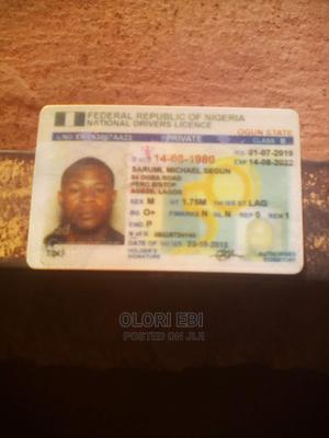 Driver CV | Driver CVs for sale in Lagos State, Agege