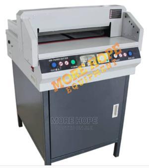 450V+ Digital Paper Cutting Machine | Printing Equipment for sale in Lagos State, Mushin