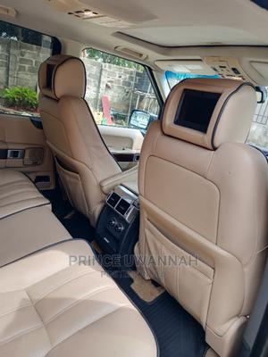 Land Rover Range Rover Vogue 2008 Black | Cars for sale in Lagos State, Ajah