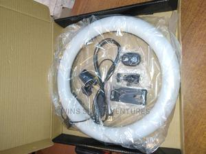 13inched Ring Light With Remote Control | Accessories & Supplies for Electronics for sale in Lagos State, Lagos Island (Eko)