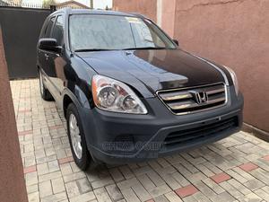 Honda CR-V 2005 200i I-Vtec 4x4 Black   Cars for sale in Lagos State, Ikeja