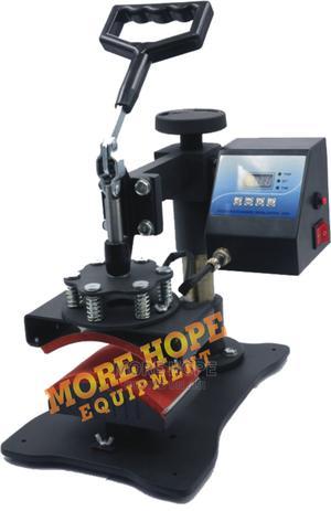 Cap Heat Press Machine | Printing Equipment for sale in Lagos State, Mushin
