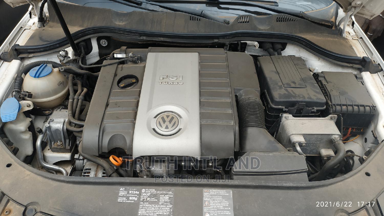 Archive: Volkswagen Passat 2008 2.0 Turbo White