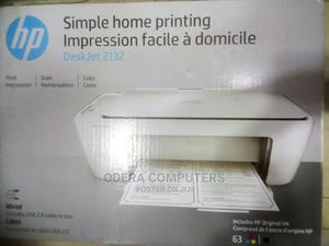 Hp Deskjet 2132 All-In-One Printer   Printers & Scanners for sale in Lagos State, Ikeja