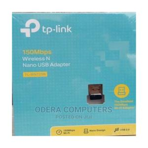 TP Link 150mbps Wireless Wifi N Nano USB Adapter | Networking Products for sale in Lagos State, Ikeja