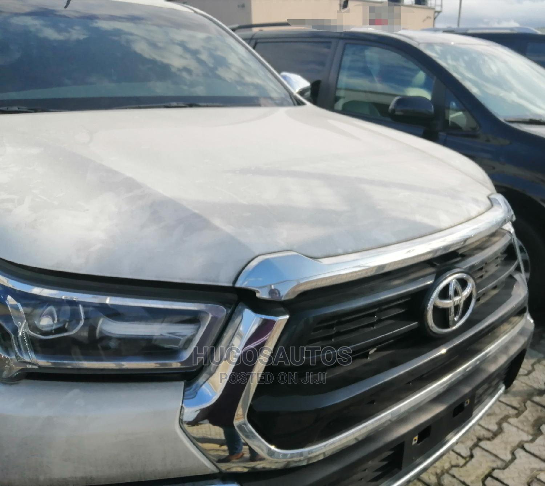 New Toyota Hilux 2020 White
