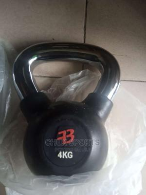 4kg Kettlebell | Sports Equipment for sale in Lagos State, Ogba