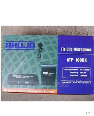 Wireless Tie-Clip/Neck Microphone | Audio & Music Equipment for sale in Lagos State, Surulere