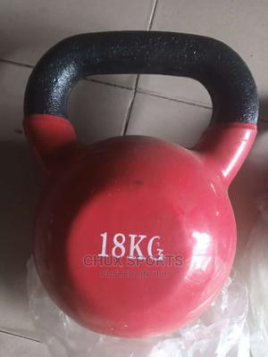 18kg Kettlebell | Sports Equipment for sale in Lagos State, Ogba