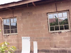 Sliding Windows With Reflective Glass and Fixed Net. | Windows for sale in Oyo State, Ibadan