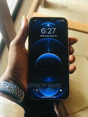 Apple iPhone 12 Pro Max 128GB Blue | Mobile Phones for sale in Lagos State, Ikeja