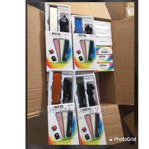 Nova Rechargeable Clipper | Tools & Accessories for sale in Lagos State, Lagos Island (Eko)