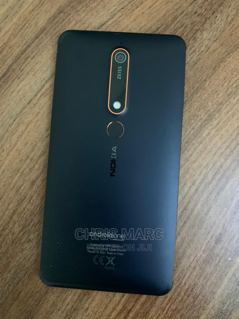 Nokia 6.1 32 GB Black   Mobile Phones for sale in Agege, Lagos State, Nigeria