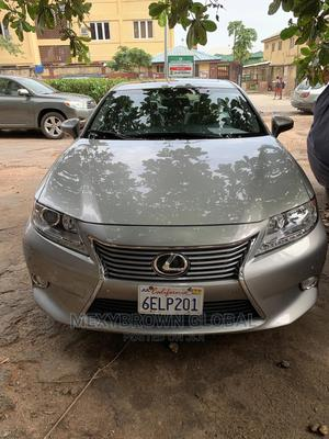 Lexus ES 2015 350 FWD Silver | Cars for sale in Lagos State, Surulere