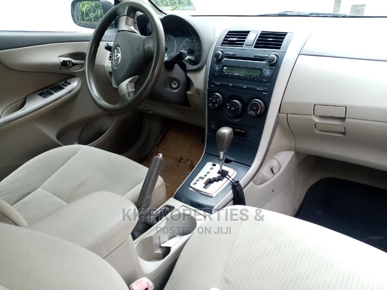 Toyota Corolla 2010 Black   Cars for sale in Oshimili South, Delta State, Nigeria