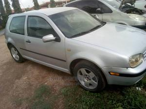 Volkswagen Golf 2001 1.6 Automatic Gray   Cars for sale in Abuja (FCT) State, Durumi