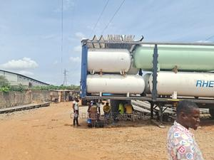 Gas Tank 1.5 Tons 2700litres | Heavy Equipment for sale in Lagos State, Ifako-Ijaiye