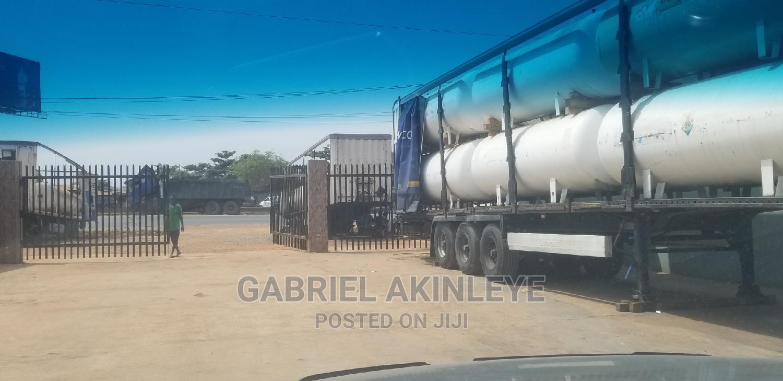 Gas Tanks 1 Ton 2300 Litres | Heavy Equipment for sale in Ifako-Ijaiye, Lagos State, Nigeria
