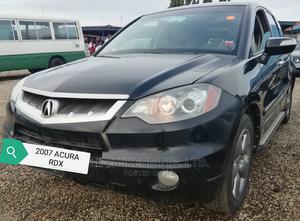Acura RDX 2007 Black | Cars for sale in Abuja (FCT) State, Nyanya