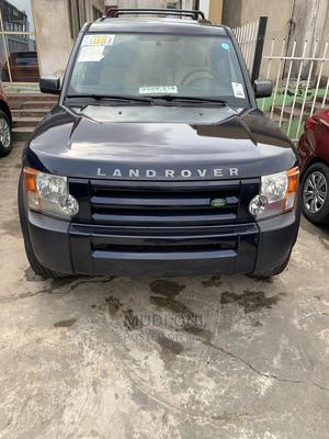 Land Rover LR3 2008 V8 SE AWD Blue | Cars for sale in Lagos State, Ikeja