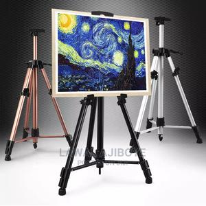 High Quality Adjustable Tripod Painting Easel Standing   Arts & Crafts for sale in Lagos State, Lagos Island (Eko)