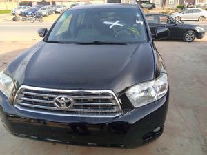 Toyota Highlander 2008 Limited 4x4 Black   Cars for sale in Lagos State, Alimosho