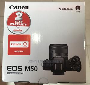 CANON M50 Camera | Photo & Video Cameras for sale in Lagos State, Ikeja