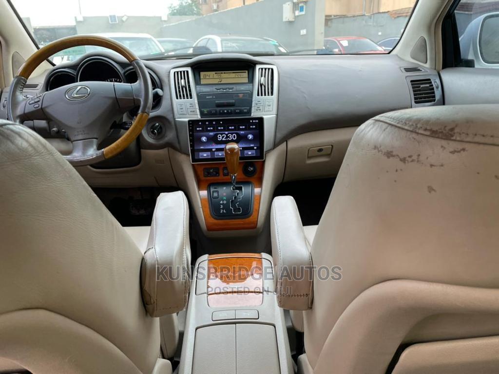 Lexus RX 2009 White | Cars for sale in Ikeja, Lagos State, Nigeria