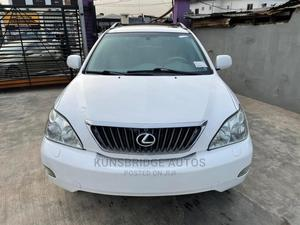 Lexus RX 2009 White | Cars for sale in Lagos State, Ikeja