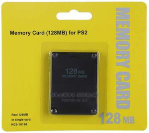Sony Playstation 2 PS2 Memory Card 128MB | Computer Accessories  for sale in Lagos State, Ipaja