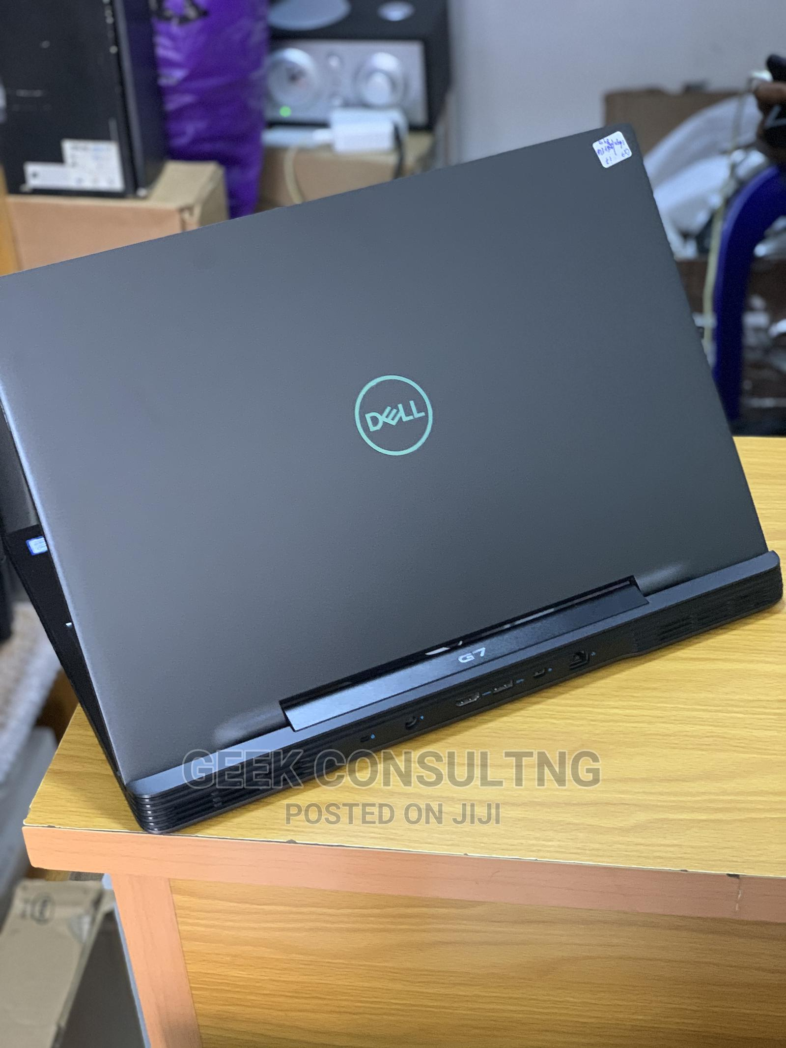 Laptop Dell 16GB Intel Core I7 SSHD (Hybrid) 1T | Laptops & Computers for sale in Ikeja, Lagos State, Nigeria