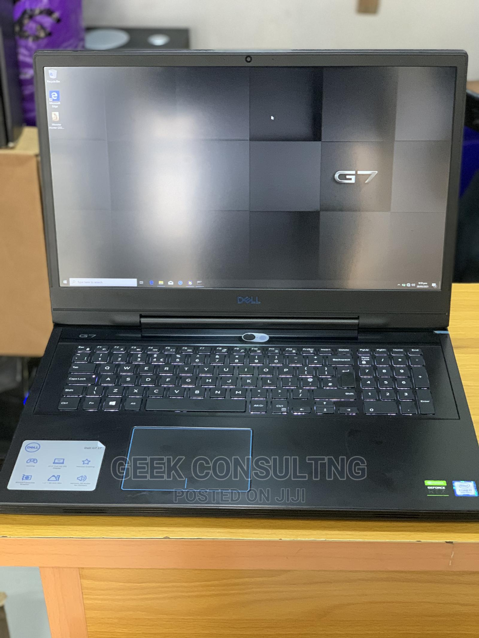 Laptop Dell 16GB Intel Core I7 SSHD (Hybrid) 1T