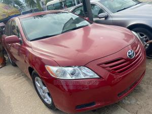 Toyota Camry 2007 Red | Cars for sale in Lagos State, Amuwo-Odofin