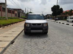 Honda Element 2004 Silver   Cars for sale in Lagos State, Magodo